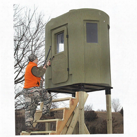 Banks Outdoors The Stump 2 Tower-style Deer Stand/hunting Blind