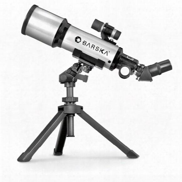 Barska 300x Compact Travel Telescope / Spotting Scope