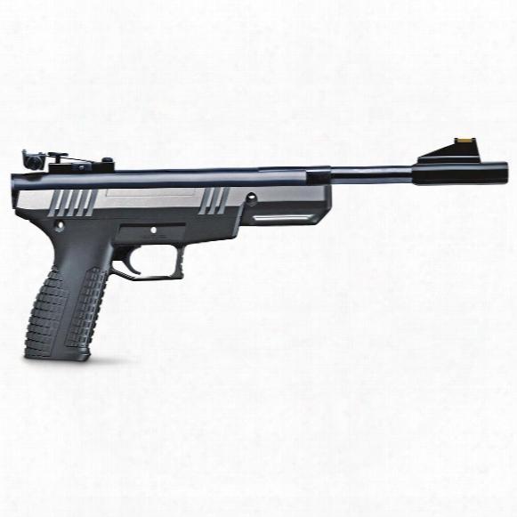 Benjamin Trail Bbp77 Nitro Piston Air Pistol, .177 Caliber, 11mm Dovetail
