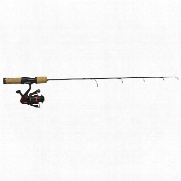 Berkley Lightning Rod Ice Fishing Rod & Reel Combo