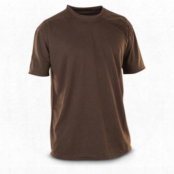 British Military Surplus Coolmax T Shirts, 2 Pack, Used