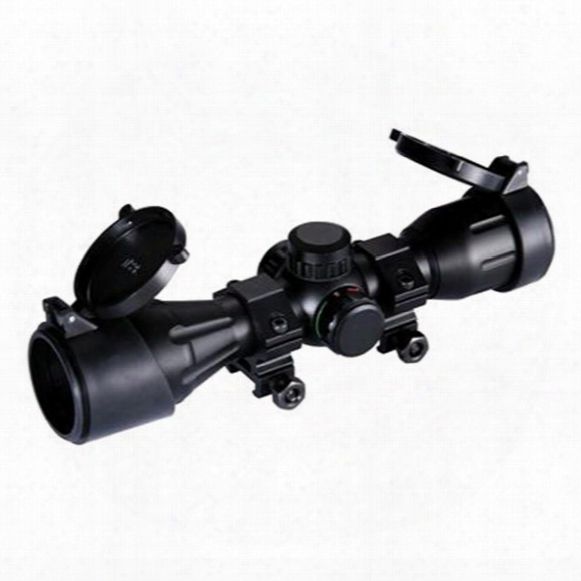 Carbon Express® 1.5 - 5x32mm Illuminated Reticle Crossbow Scope