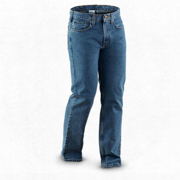 Carhartt Men's Traditional Straight Leg Jeans