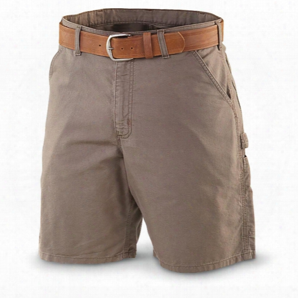 Carhartt Men's Work Shorts, Slightly Irregulars