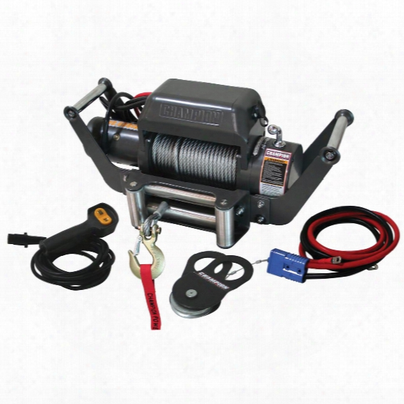 Champion Power Equipment 10,000 - Lb. Truck / Jeep Winch Kit