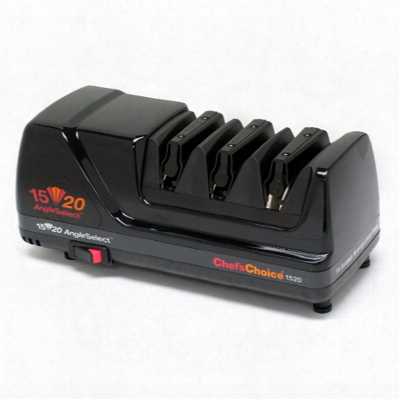 Chef's Choice® M1520 Angleselect® Diamond Hone® Knife Sharpener
