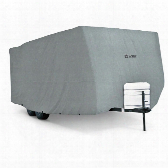 Classic Accessories Rv Polypro 1 Travel Trailer Cover