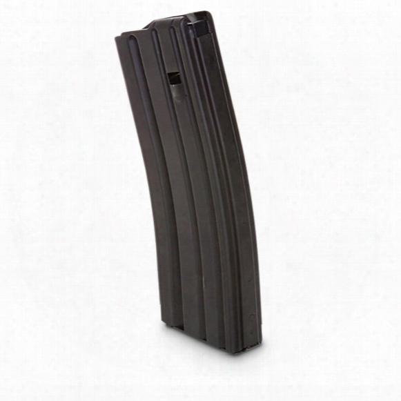 Cpd Stainless Steel, .223 Caliber Magazine, 30 Rounds
