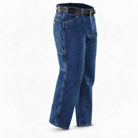 Dickies Men's Stonewash Carpenter Jeans, Irregular, 2 Pack