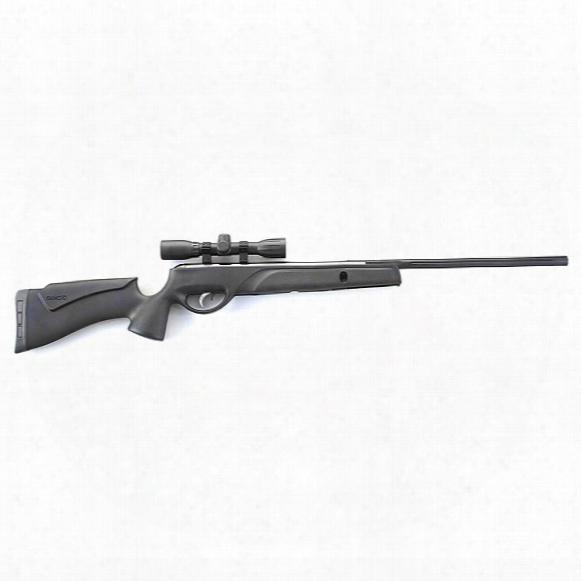 """Gamo Big Cat 1400 Break-barrel 33mm Cylinder Air Rifle, .177 Caliber, 18"""" Barrel, 4x32mm Scope"""