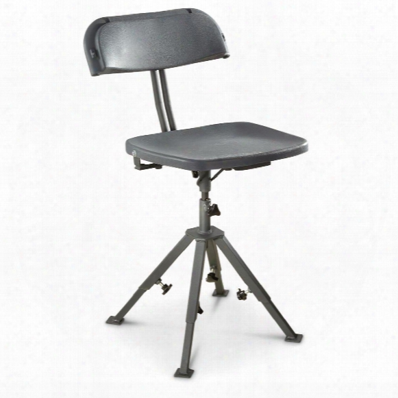 Guide Gear 360 Degree Swivel Blind Hunting Chair, 300-lb. Capacity