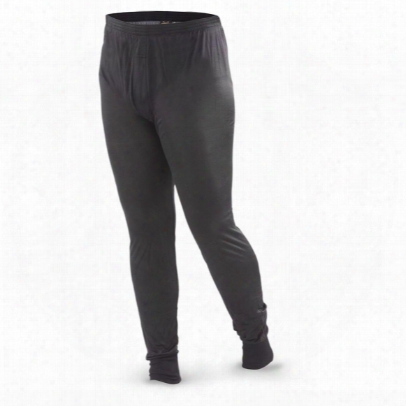Guide Gear Men's Lightweight Silk Base Layer Pants