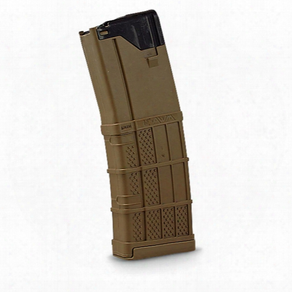 Lancer L5 Warfighter Magazine, Flat Dark Earth, 30 Rounds