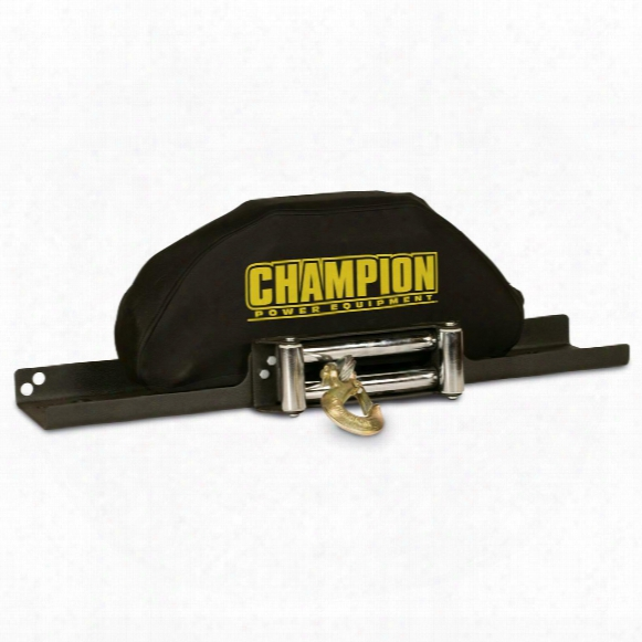 Large Neoprene Winch Cover From Champion Power Equipment