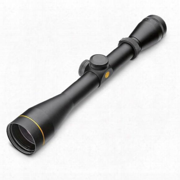Leupold Vx-2 Cds, 4-12x40mm, Wind-plex Ao, Rifle Scope