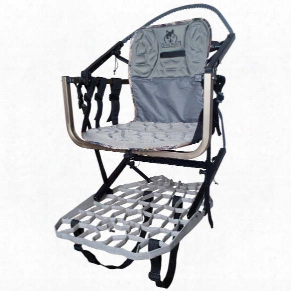 Lone Wolf Wide Sit And Climb Combo Ii Climbing Tree Stand
