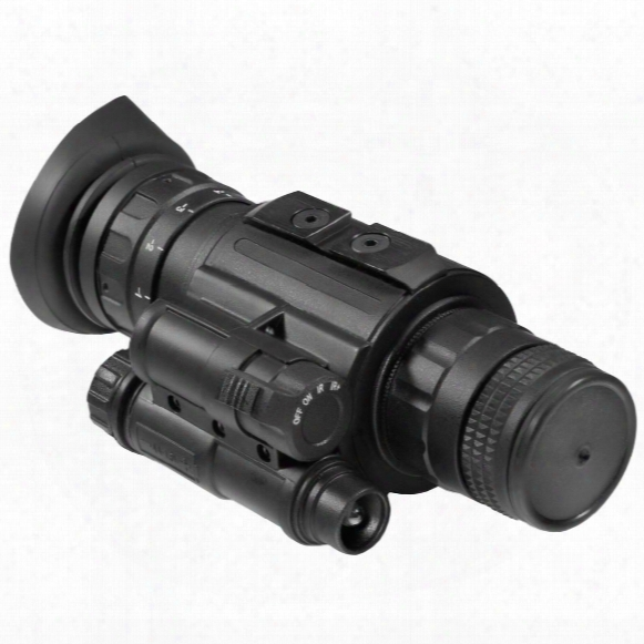 Luna Optics® Ln - Em1 - Ms Gen - 2+ Elite Night Vision Monocular
