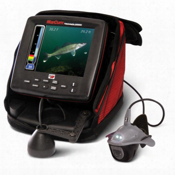 "Marcum Lx-9 Color 8"" Lcd Sonar / Camera System"
