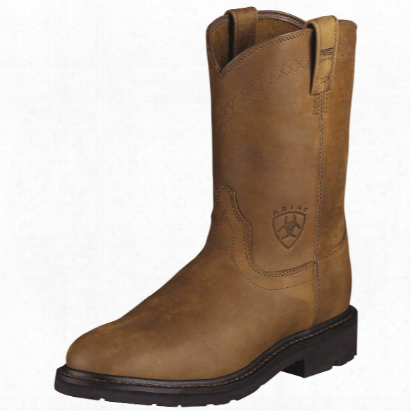 "Men's Ariat® 10"" Sierra Cowboy Boots"