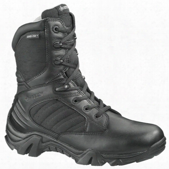 Men's Bates® Gx-8 Gore-tex® 200 Gram Thinsulate Insulated Side-zip Boots, Black