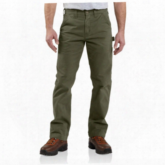 Men's Carhartt® Washed Relaxed Fit Twill Dungaree Jeans