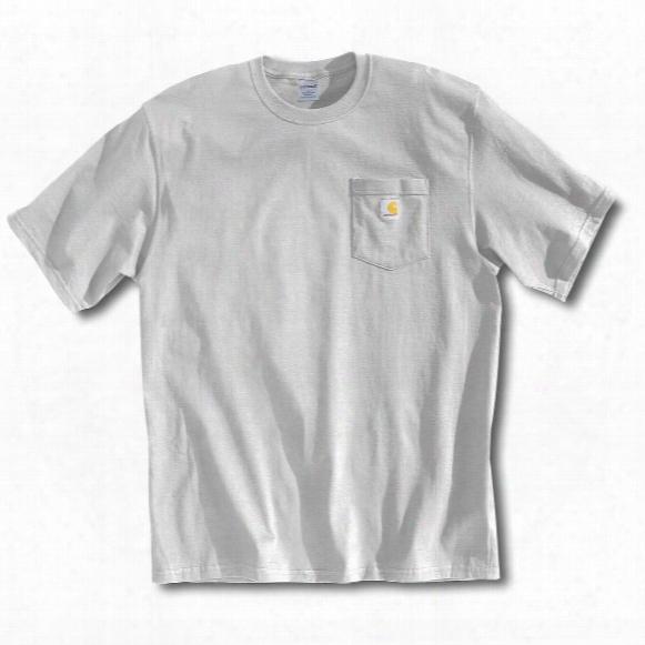 Men's Carhartt® Workwear Short - Sleeve Pocket T - Shirt
