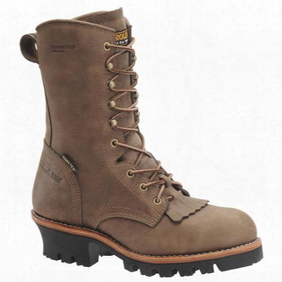 "Men's Carolina® 10"" 400 - Gram Thinsulate Insulation Gore - Tex® Steel Toe Logger Boots"
