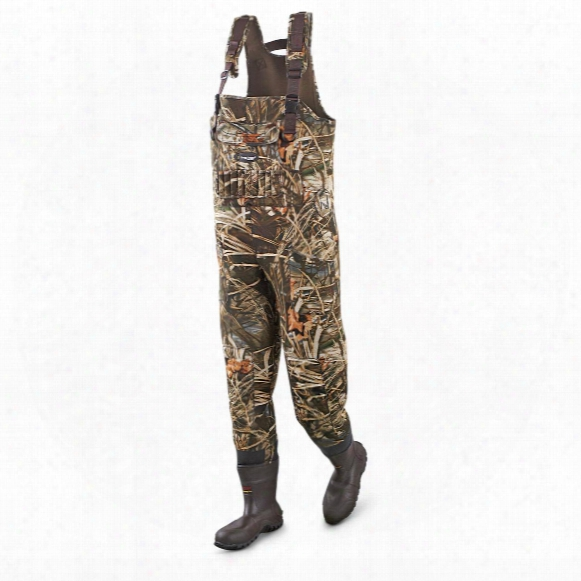 Men's Frogg Toggs® 5 Mm Bull Togg 1,200 Gram Thinsulate Ultra Insulation Waders