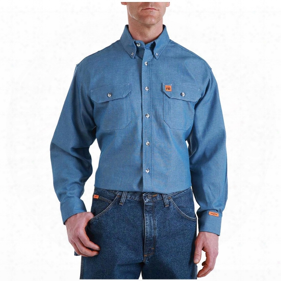 Men's Riggs® Flame-resistant Work Shirt