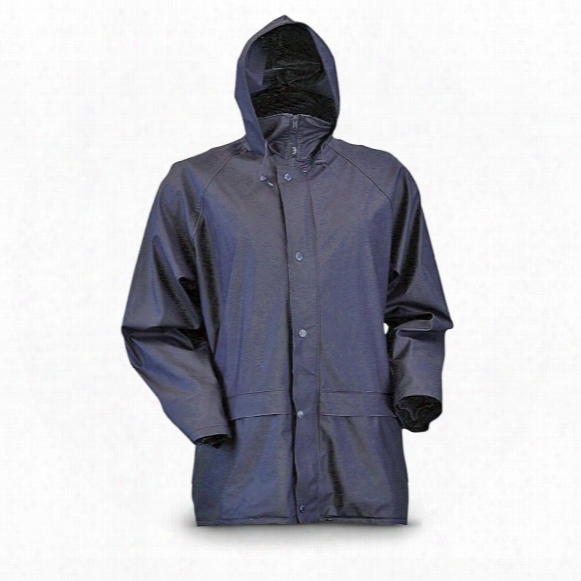 Men's Waterproof Stormhide Down Pour Rain Jacket From Gamehide