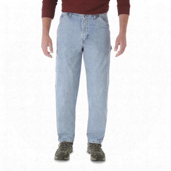 Men's Wrangler® Carpenter Jeans, Vintage Indigo