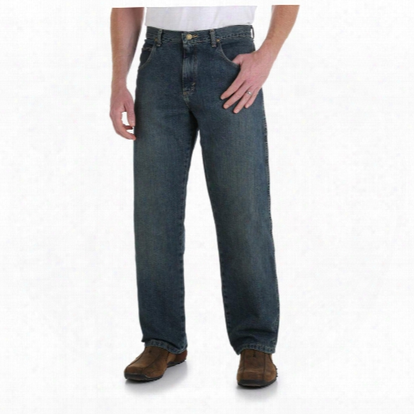 Men's Wrangler® Rugged Wear Relaxed Straight Fit Jeans