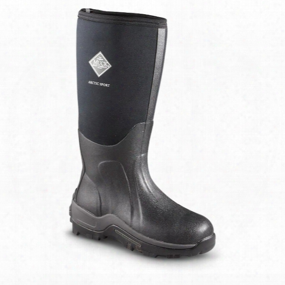Muck Men's Arctic Sport Tall Waterproof Insulated Boots