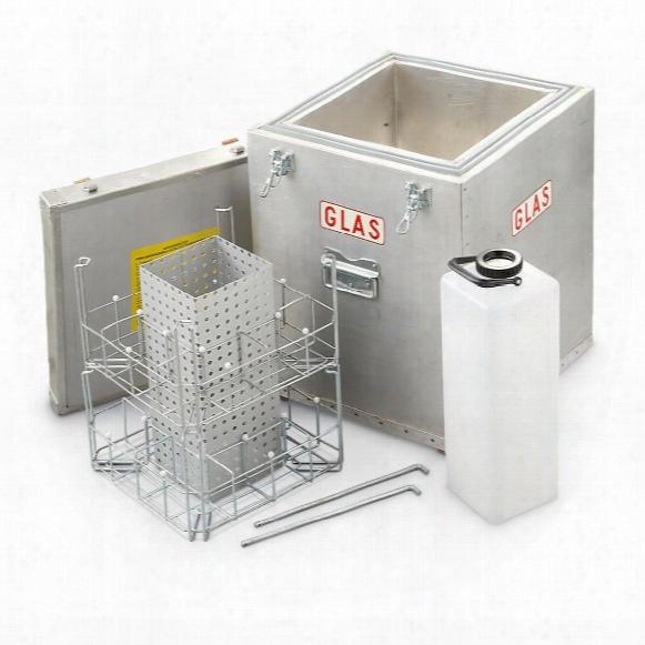 New Swdeish Military Surplus Insulated Freezer Box