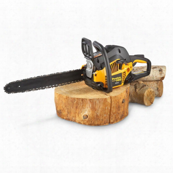 """Poulan Pro-grade 18"""" Chainsaw, Reconditioned"""