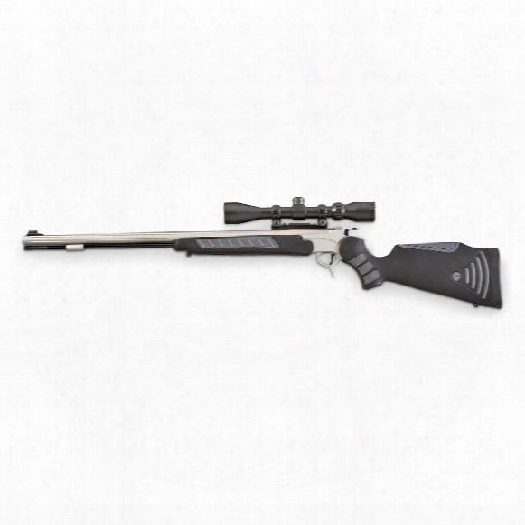 Pro Hunter Fx Muzzleloader With 3-9 X 40mm Scope, Black Stock