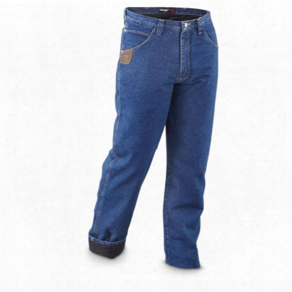 Riggs Workwear Men's Thinsulate Lined Relaxed-fit Jeans