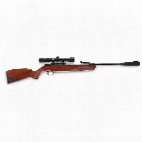 "Ruger Yukon Air Rifle, Break Barrel, .177/.22 Caliber, 18.5"" Barrel, 3-9x32mm Scope"