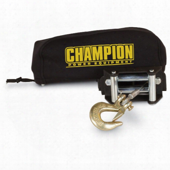 Small Neoprene Winch Cover From Champion Power Equipment