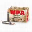 Wolf WPA Military Classic, .223 Remington, FMJ, 62 Grain, 240 Rounds