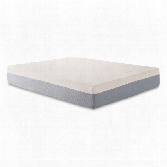 "Tranquil Sleep 12"" Memory Foam Twin Mattress"