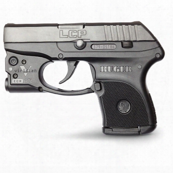 Viridian Reactor Rtl-lcp Tactical Light, Ruger Lcp
