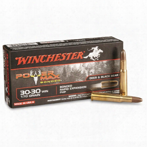 Winchester Super-x Rifle, .30-30 Winchester, Pmb, 170 Grain, 20 Rounds