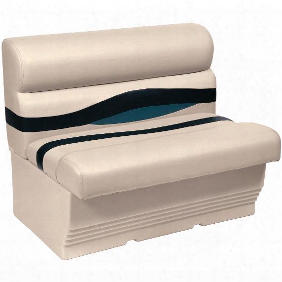 "Wise® Premier 1100 Series 36"" Pontoon Bench Seat"