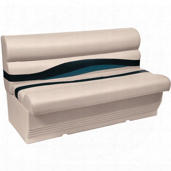 "Wise® Premier 1100 Series 50"" Pontoon Bench Seat"