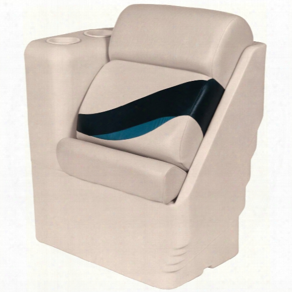 Wise® Premier 1100 Series Pontoon Lean - Back Recliner, Left