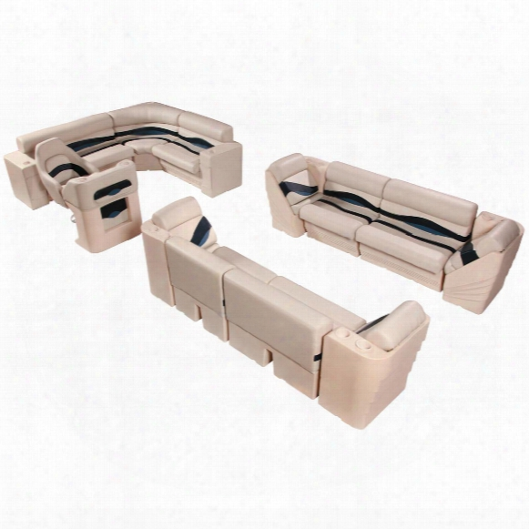 Wise® Premier Pontoon Popular (l) Style Seating Group