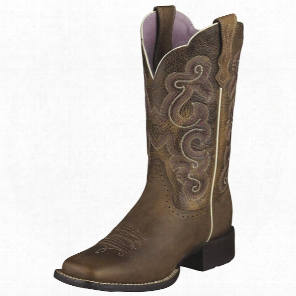 "Women's Ariat® 11"" Quickdraw Western Boots"