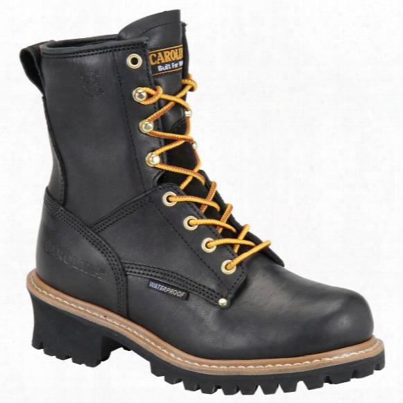 Women's Carolina® Waterproof Logger Boots