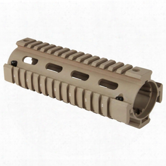 Aim Sports M4 Handguard / Quad Rail Carbine Length